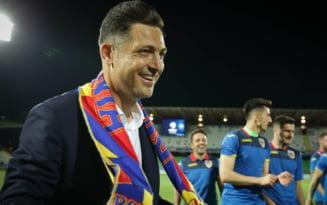 Prima oferta primita de Mirel Radoi dupa calificarea Romaniei in semifinalele EURO U21
