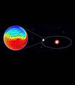 Prima planeta locuibila din Univers, descoperita de francezi?
