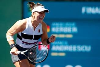 Prima reactie a Biancai Andreescu, dupa ce a cucerit trofeul de la Indian Wells