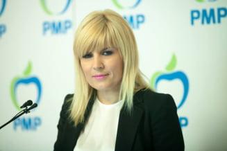 Prima reactie a Elenei Udrea, dupa ce a aflat ca poate fi arestata
