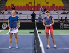 Prima reactie a Irinei Bara dupa infrangerea din Fed Cup, cu Italia