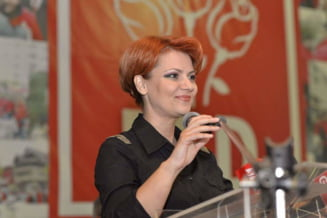 Prima reactie a Liei Olguta Vasilescu dupa ce Iohannis a explicat de ce nu o pune iarasi ministru
