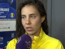 """Prima reactie a Mihaelei Buzarnescu dupa esecul cu Caroline Garcia din Fed Cup: """"Nu am ce sa imi reprosez"""""""