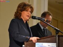 Prima reactie a Rovanei Plumb dupa ce a fost respinsa definitiv de Comisia JURI: E o decizie eminamente politica
