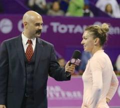 Prima reactie a Simonei Halep dupa calificarea in semifinale la Doha
