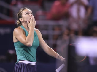 Prima reactie a Simonei Halep dupa calificarea in semifinalele Rogers Cup