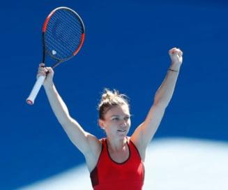 Prima reactie a Simonei Halep dupa calificarea in semifinalele de la Australian Open
