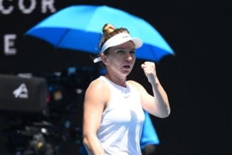 Prima reactie a Simonei Halep dupa calificarea superba in semifinalele de la Australian Open