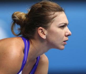 Prima reactie a Simonei Halep dupa eliminarea de la Australian Open