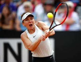 Prima reactie a Simonei Halep dupa esecul din finala de la Roma cu Elina Svitolina