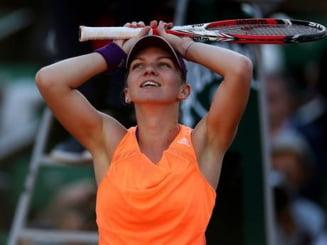 Prima reactie a Simonei Halep dupa finala dramatica in fata Mariei Sharapova