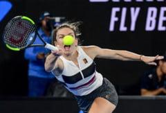 """Prima reactie a Simonei Halep dupa infrangerea cu Serena Williams de la Australian Open: """"Simt ca am fost lovita de un tren"""""""