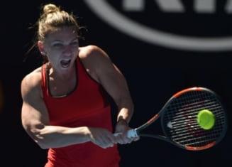 Prima reactie a Simonei Halep dupa victoria de la Australian Open: Ce spune despre accidentare