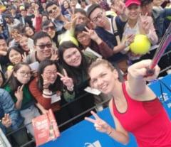Prima reactie a Simonei Halep dupa victoria de la Shenzhen