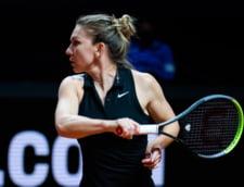 """Prima reactie a Simonei Halep dupa victoria de la Stuttgart: """"Simt ca am jucat aproape cel mai bun tenis al meu"""" VIDEO"""