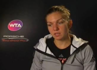 Prima reactie a Simonei Halep dupa victoria de la Stuttgart