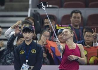 Prima reactie a Simonei Halep dupa victoria de la Turneul Campioanelor
