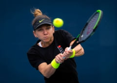 Prima reactie a Simonei Halep dupa victoria de la US Open: Cu cine va juca in turul doi
