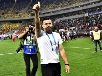 Prima reactie a lui Cosmin Contra, dupa primul trofeu bifat de Dinamo in 5 ani