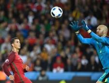 Prima reactie a lui Cristiano Ronaldo, dupa un nou joc slab la EURO: Nu asa mi-am dorit sa iasa
