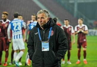 Prima reactie a lui Dan Petrescu, dupa un nou titlu cucerit pe banca lui CFR Cluj