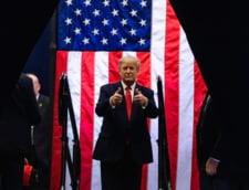 Prima reactie a lui Donald Trump dupa victoria in alegeri a lui Joe Biden