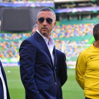 Prima reactie a lui Mihai Stoica in scandalul indepartarii lui Nicolae Dica de la FCSB. L-a contrazis pe patronul Gigi Becali