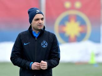 Prima reactie a lui Mihai Teja dupa ce a fost dat afara de Gigi Becali de la FCSB
