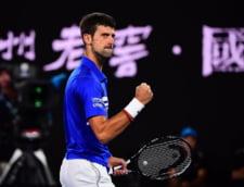 Prima reactie a lui Novak Djokovici dupa ce a triumfat la Australian Open, pentru a saptea oara in cariera