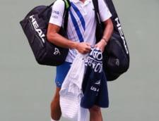 """Prima reactie a lui Novak Djokovici dupa descalificarea de la US Open: """"Intreaga situatie m-a lasat cu adevarat golit si trist"""""""