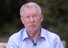 Prima reactie a lui Sir Alex Ferguson dupa operatia dificila pe creier