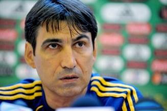 Prima reactie a lui Victor Piturca dupa ce a semnat cu U Craiova