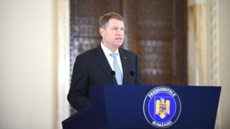 Prima reactie a presedintelui Iohannis dupa raportul ministrului Toader, care anunta monitorizarea DNA