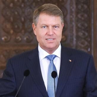 Prima reactie a presedintelui Klaus Iohannis la criza creata de PSD