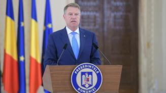 Prima reactie a presedintelui Klaus Iohannis la situatia politica din Republica Moldova