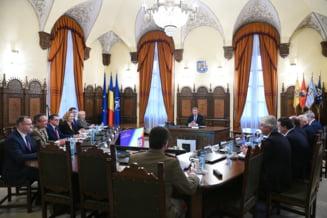 Prima reactie de la Guvern dupa ce Iohannis a cerut sa i se dea dinainte ordinea de zi