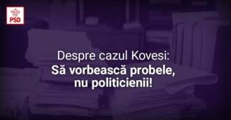 Prima reactie oficiala a PSD in cazul Kovesi: Noi respectam prezumtia de nevinovatie