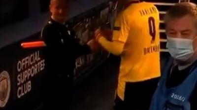 """Prima reactie oficiala de la UEFA in cazul arbitrului Sovre: """"De ce le cereti autografe jucatorilor? Ei va cer acelasi lucru?"""""""