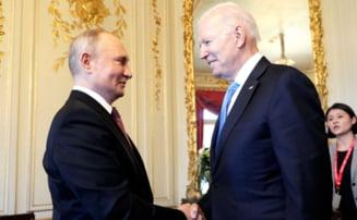 Prima runda a summitului Rusia-SUA s-a incheiat. Atmosfera aminteste de intalnirile din perioada Razboiului Rece VIDEO