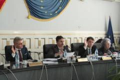 Prima sedinta din 2015 a Consiliului Judetean Alba