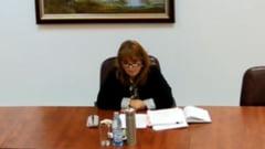 Prima sefa a Sectiei Speciale si-a depus la CSM cererea de pensionare din magistratura