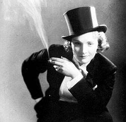 Prima stea de pe Walk of Fame din Berlin va fi a lui Marlene Dietrich