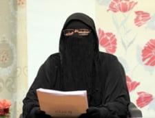 Prima televiziune unde femeile poarta val, lansat in Egipt. Accesul barbatilor, interzis