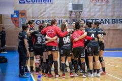 Prima victorie pentru Gloria Bistrita in grupele Cupei EHF