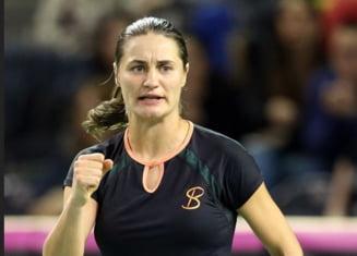 Prima victorie romaneasca din turneul feminin de la Wuhan