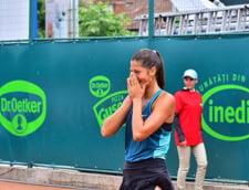 Prima victorie romaneasca la turneul WTA Bucharest Open 2017