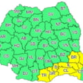 Prima zapada, in Bucuresti. Sapte judete si Capitala sunt sub cod galben de ninsori pana la ora 20:00