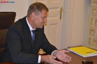 Prima zi de consultari cu Iohannis: Sustinere neconditionata de la PNL, invitatie la curaj de la UDMR si propunerea castigatoare a USR