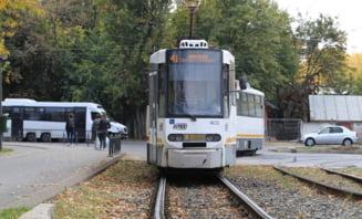 Prima zi lucratoare fara tramvaiul 41. Cosmar in trafic, o statie parcursa in 20 de minute (Foto&Video)