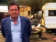 Primar din Franta, la demolarea unei tabere de rromi: Acesti oameni fura tot ce pot fura